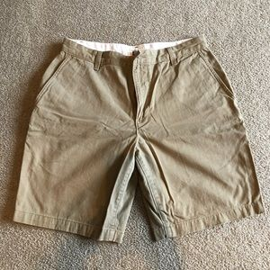 Men's docker shorts